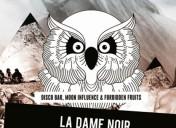 LA DAME NOIR
