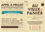 Résultat de l'Appel à Projet Saison IV 2013